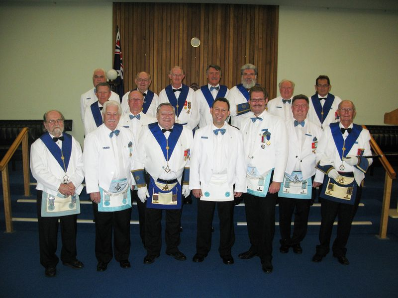 General Glasgow 2nd Degree Nov 12